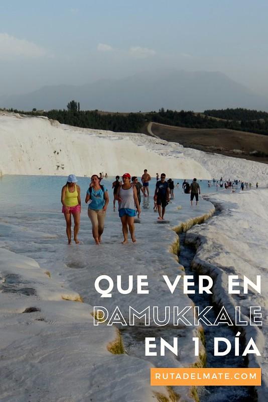 Que ver en Pamukkale en 1 día