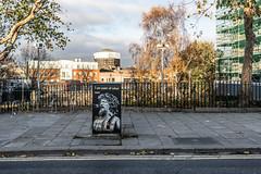 RARE OUL TIMES BY EMMALENE BLAKE [PAINT-A-BOX STREET ON HIGH STREET IN DUBLIN 8]-145801