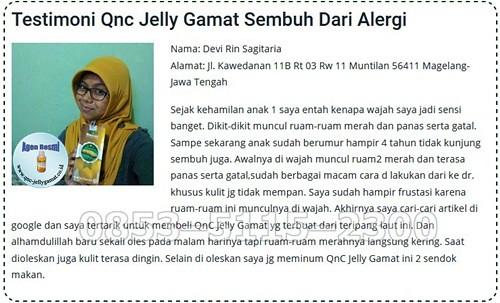 Sokis / Agen QnC Jelly Gamat Semarang, Banyumanik, Ngaliyan, Genuk
