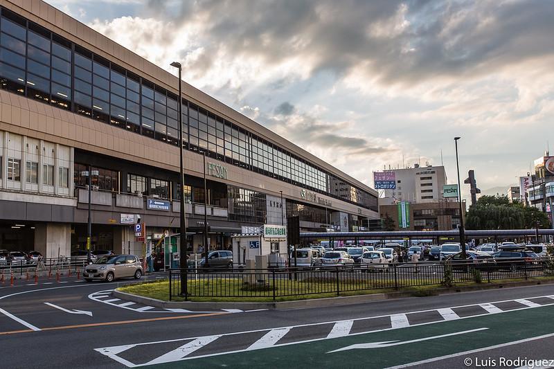 Estación de tren de Morioka