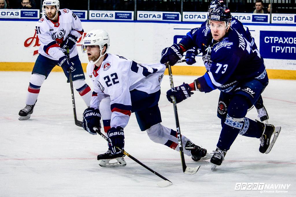 HC Dinamo-Minsk & HC Torpedo. 06/12/2018