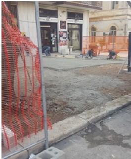 lavori via roma 1