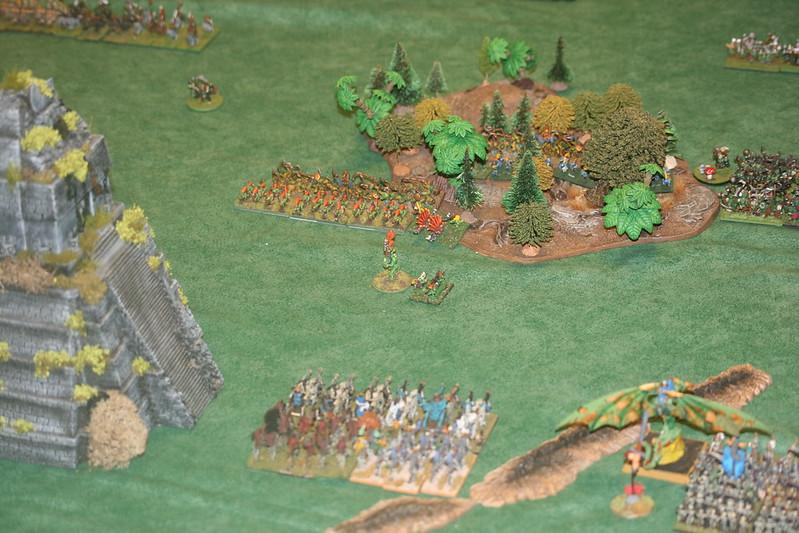 [4000 - Orcs+HL vs Khemri] La bataille des pyramides noires 33505082768_321593cae1_c