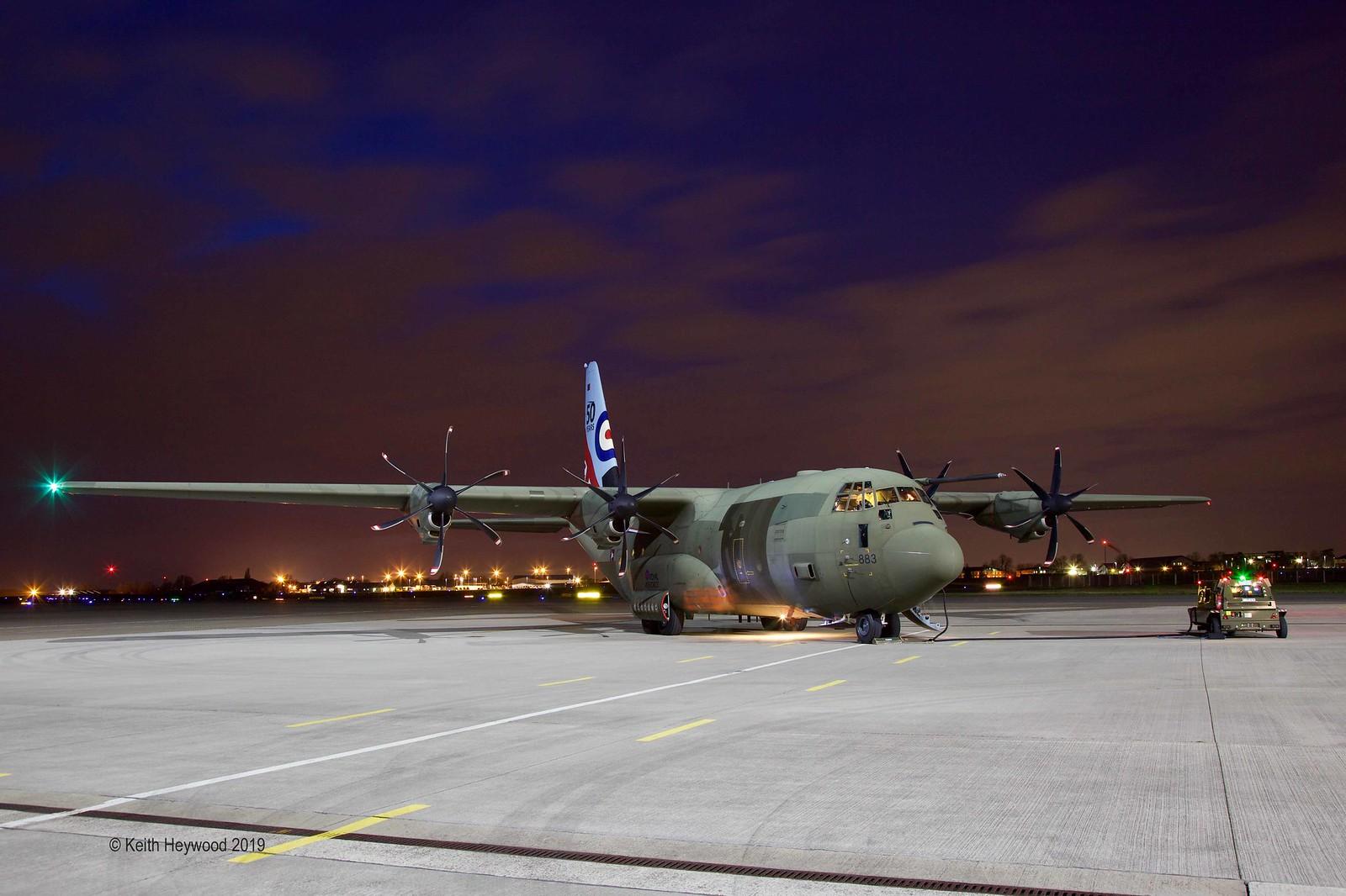 Northolt Night Photoshoot XXVI - FighterControl