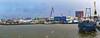 Klaipeda Harbour Panorama