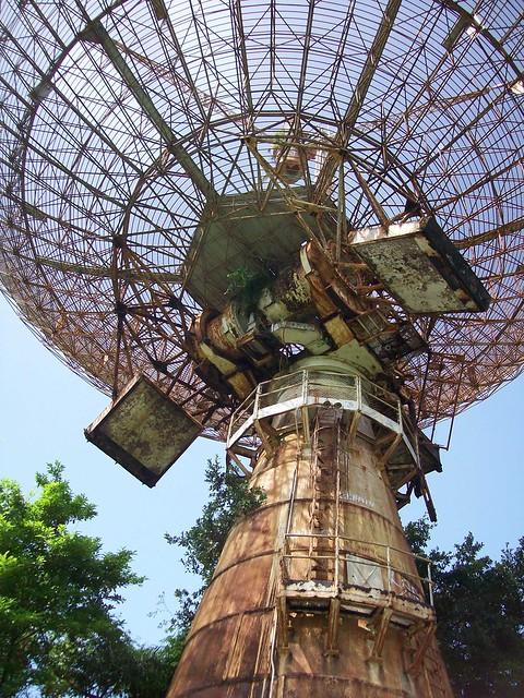 1940's Omega Station Radar