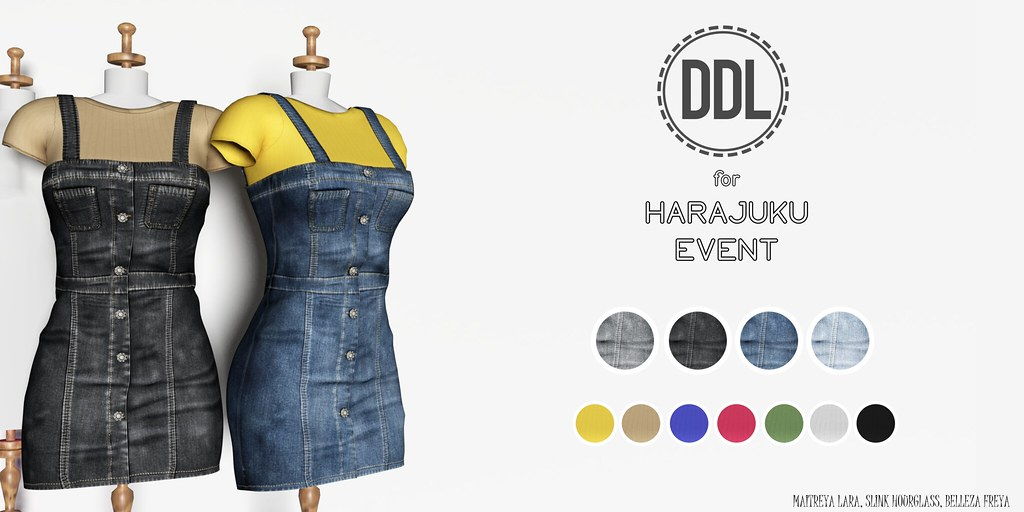 [DDL] @Harajuku Event (Opens November 20th)