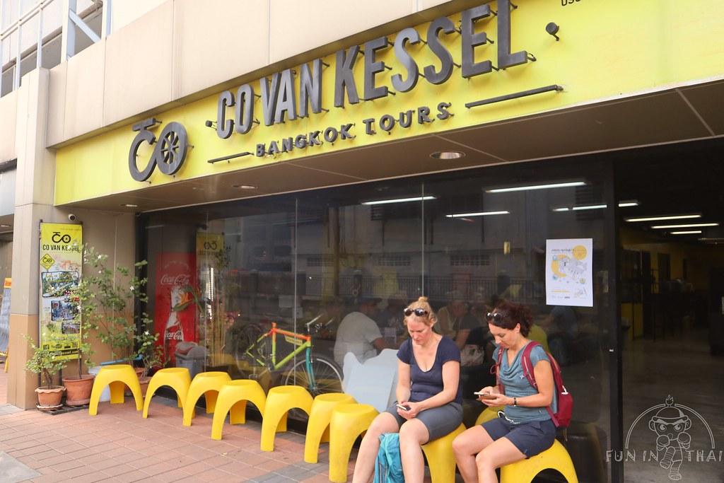 曼谷騎腳踏車