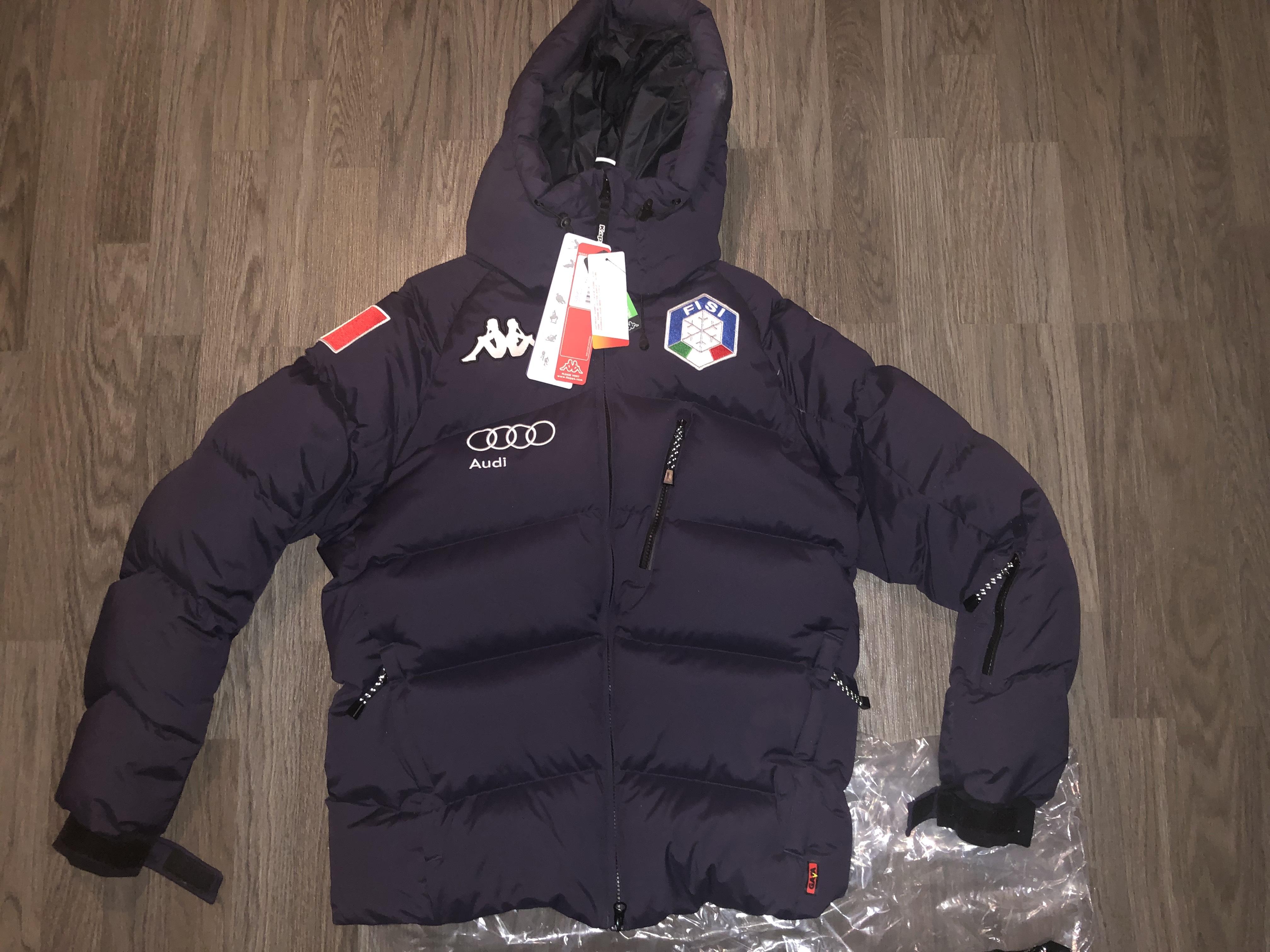 Kappa zimní lyžařská bunda - Bazar - SNOW.CZ 5cda9dd17a