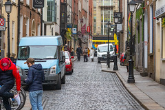 RANDOM IMAGES OF TEMPLE BAR IN DUBLIN [THE LEAD UP TO CHRISTMAS 2018]-146026