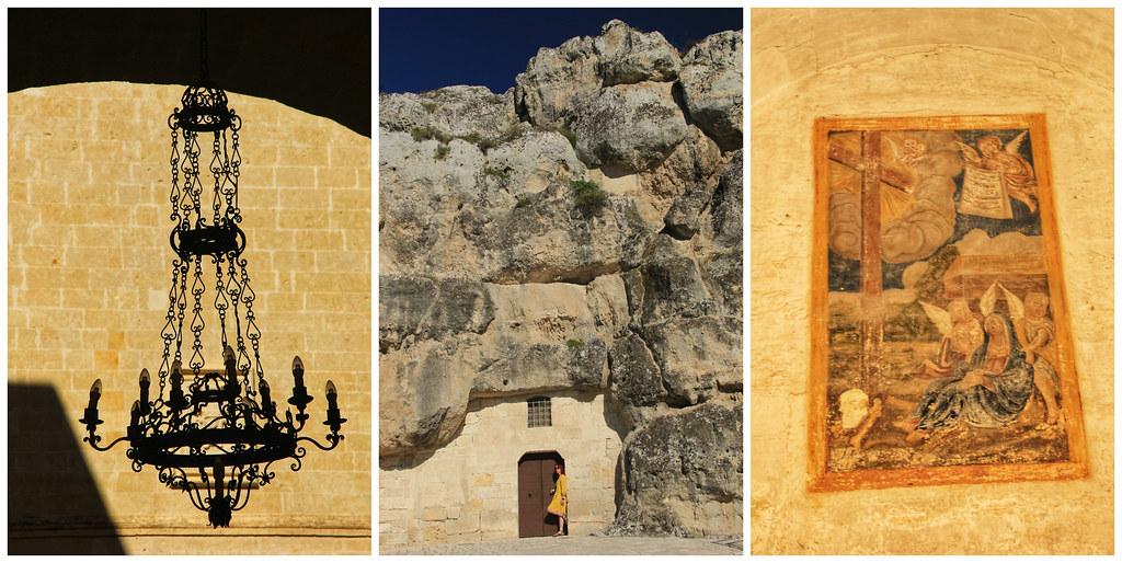 Churches, Matera