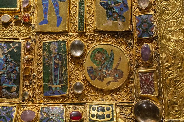 Museo del Duomo: Evangeliario di Ariberto
