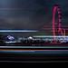 Shooting the London Eye through the traffic by bennettjohnchristopher