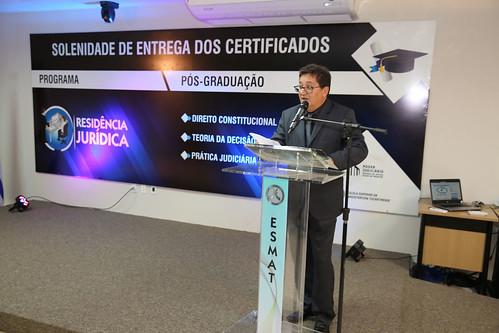 Solenidade de Entrega dos Certificados das Pós-Graduações (2)