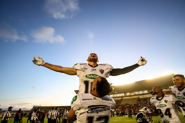 2beee3854 Galo FA vence o Brasil Bowl e é campeão nacional - Clube Atlético ...