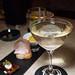 Il Mondo - White rum, Capovilla Astor Apricot Eau de Vie, Merlet lune d'abricot brandy, apricot powder, lapsang sochung