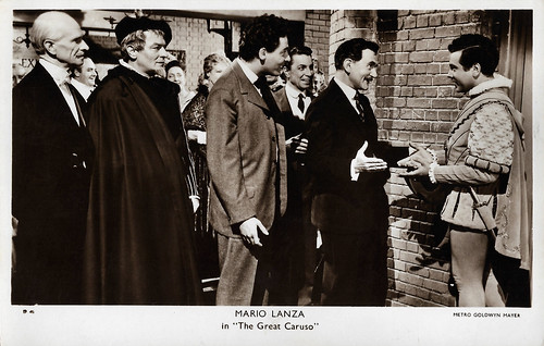 Mario Lanza in The Great Caruso (1951)