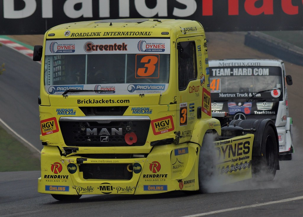 Brands Hatch Truck Racing >> Team Powell Truck Racing Division 2 Man Tgs Brands Hatch Flickr
