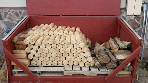Energy Logs
