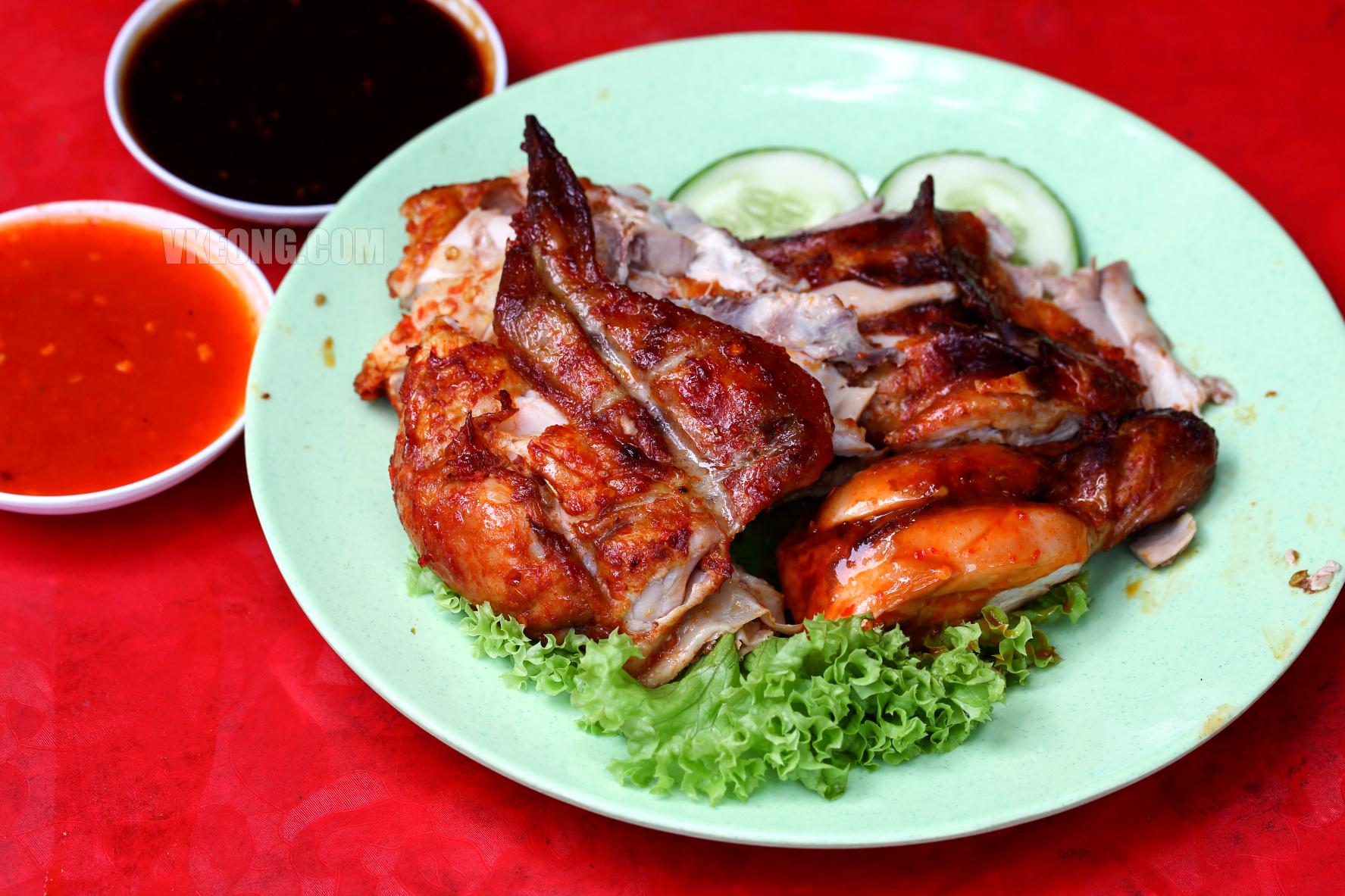 Half-Ayam-Golek-Tokwan