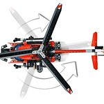LEGO Technic 42092 Rescue Helicopter 5