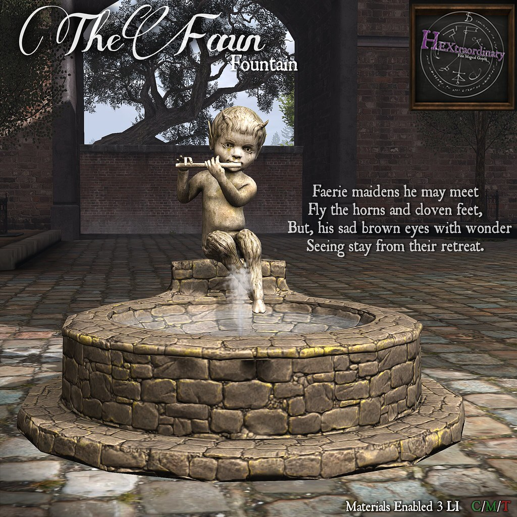 Faum Fountain @ Fifty Linden Friday