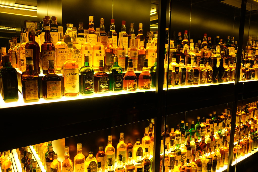 The Whiskey Experience | One Day in Edinburgh