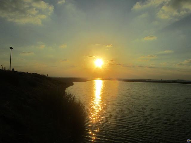 Sunset, Canon POWERSHOT SX210 IS