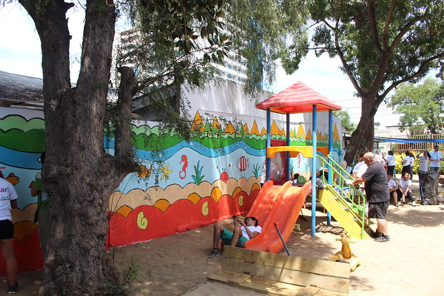 Jardín Infantil Agua Luna | Quinta Normal | SC Johnson