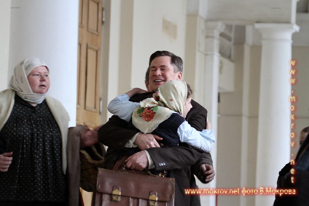 Фотографии Актер - Муляр Дмитрий роль Левицкий в сериале Декабристка.