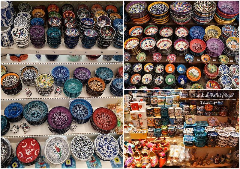 2018 Turkey Istanbul Spice Bazaar 2