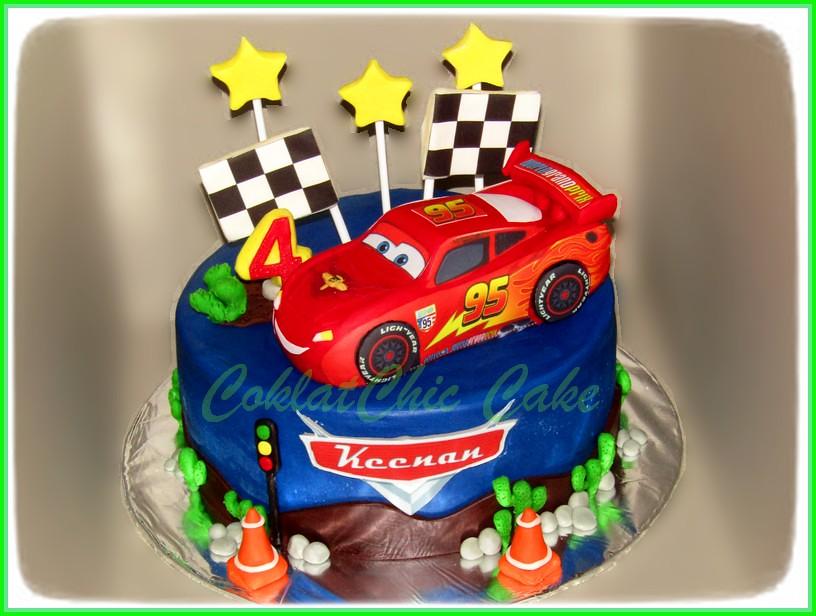 Cake disney Cars KEENAN 20 cm