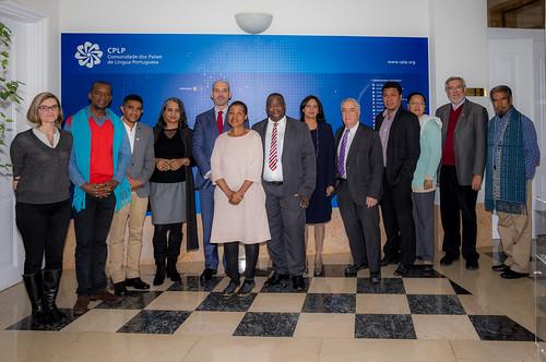18.12. Encontro do Secretariado Técnico Permanente e Assembleia Geral do Fórum da Sociedade Civil da CPLP