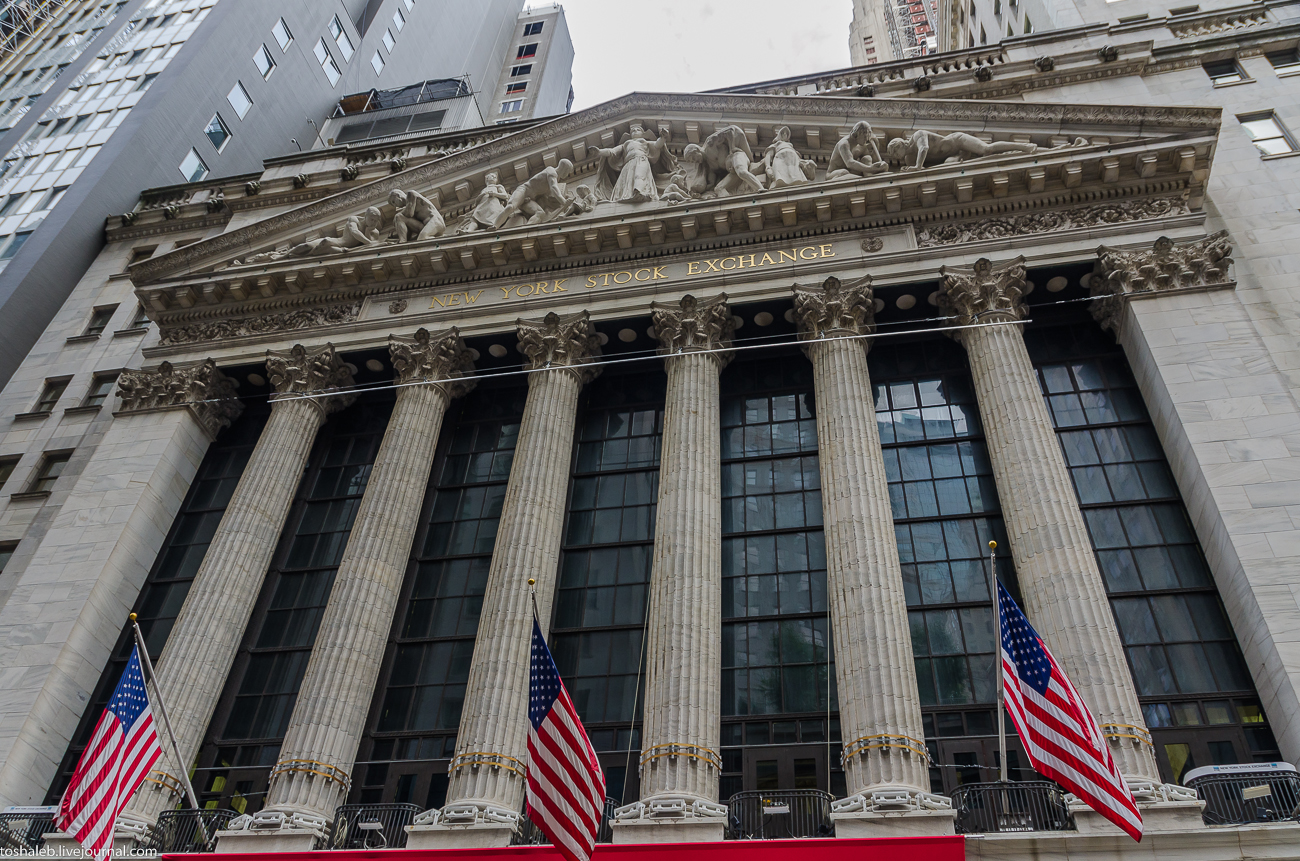 Нью-Йорк_Wall Street-22