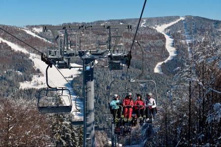 Soutěž Poznej a vyhraj: lyžování za humny