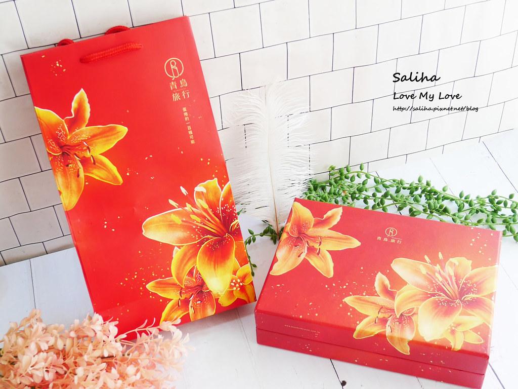 台北台中過年過節好吃伴手禮推薦青鳥旅行蛋捲禮盒 (2)