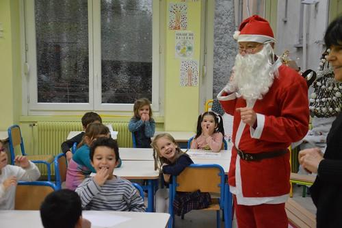 Père Noël 2018