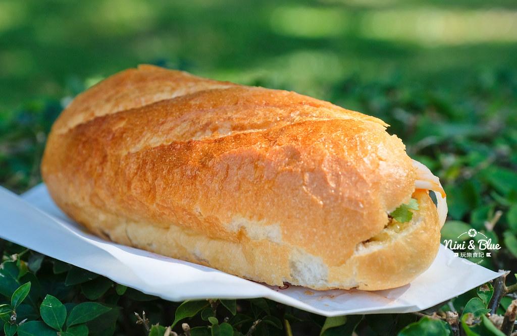 越南法國麵包工藝.第二市場02