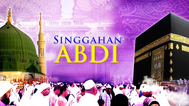 LOOK SINGGAHAN ABDI