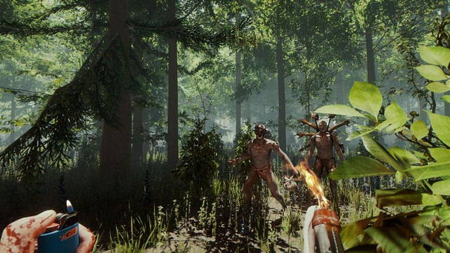 Tips for staying alive in The Forest, out on PS4 tomorrow