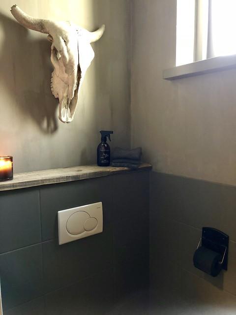 Toilet inrichten landelijk