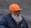 Flatey Island Ferry Worker