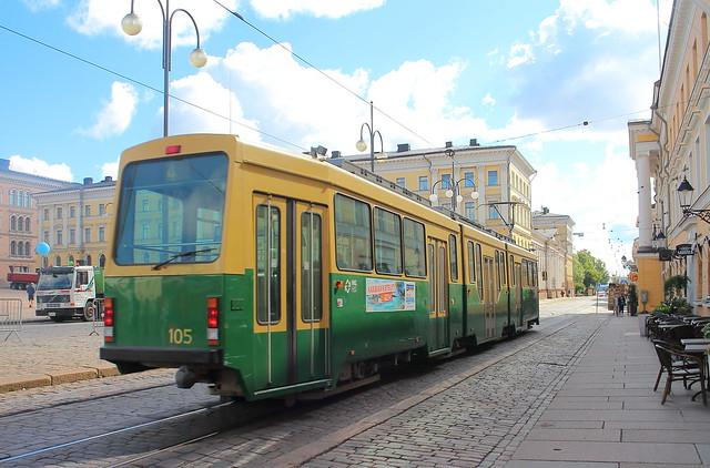 Tram_Helsinki_Finland_Jun18, Canon EOS M, Canon EF-M 18-55mm f/3.5-5.6 IS STM