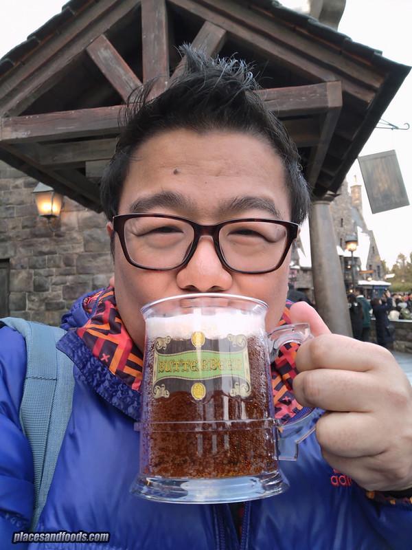 Universal Studios Japan Butterbeer