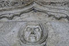 tomb recumbent figure