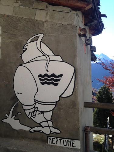 Street-Art - St Luc