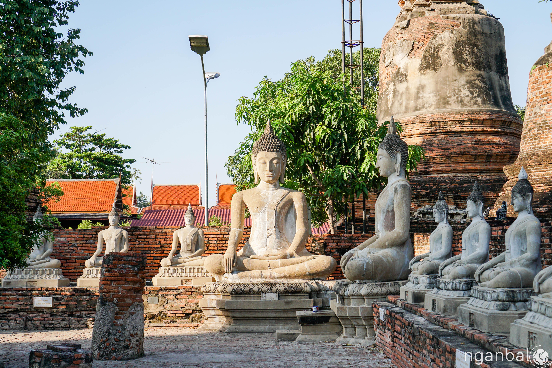cố đô Ayutthaya