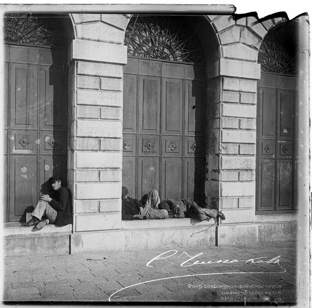 Венеция, сентябрь 1900