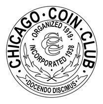Chicago Coin Club logo