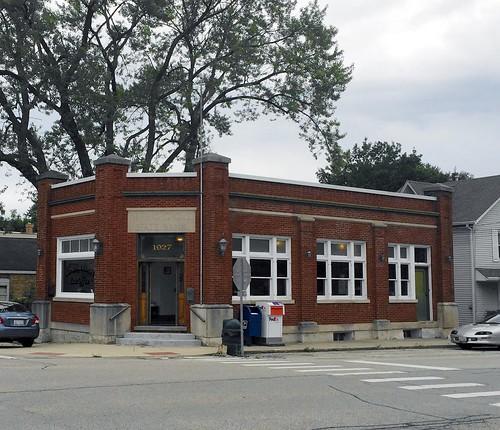Former Spring Grove State Bank, Spring Grove, Illinois